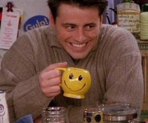 joey tribbiani, friends, and mood image