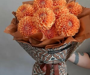 balls, bouquet, and gift image