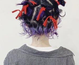 aesthetic, archive, and hair image