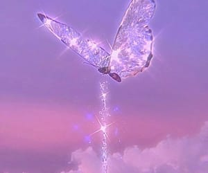 butterfly, soft aesthetic, and soft image