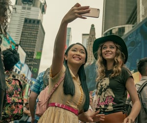 netflix, lana condor, and to all the boys image