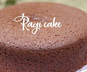 chocolate cake, food, and healthy food image