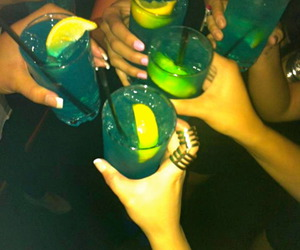 party and drink image