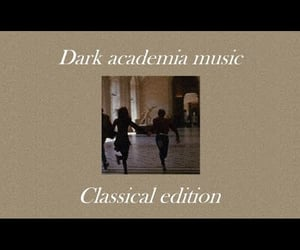 classical, music, and video image