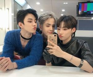changmin, younghoon & new