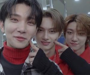 jun, Seventeen, and joshua image
