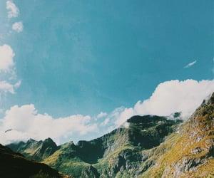 blue sky, landscape, and nature image
