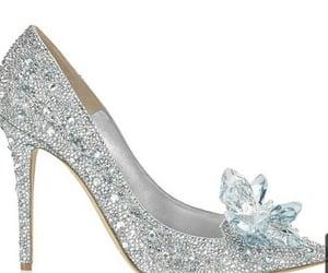 belleza, zapatos, and glitter image