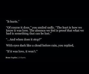 always, dark, and deep image