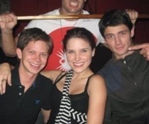 one tree hill, james lafferty, and lee norris image