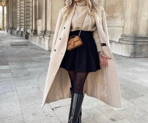 beige, black, and blonde image