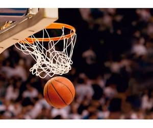 Basketball and sport image