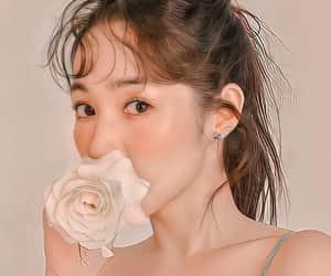 beautiful, korean actress, and park min young image