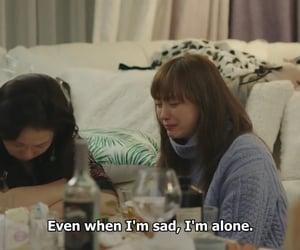 alone, asia, and drama image
