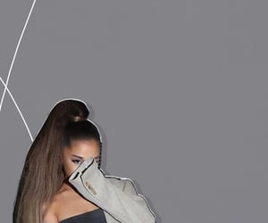iphone, ariana grande, and lockscreen image