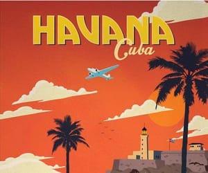 cuba, havana, and travel image