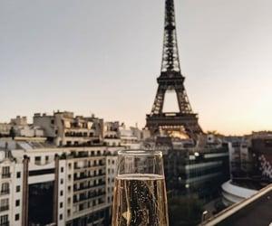 inspiration, paris, and sky image