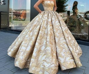 dress, gown, and robe image