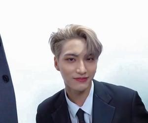 edit, seonghwa, and grey hair image