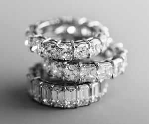 jewelry, girl, and ring image