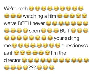 funny, movie, and OMG image