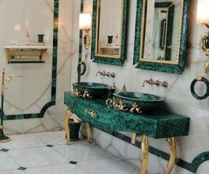 bathroom, home decor, and dreamy image