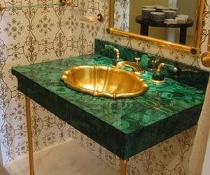 home decor, luxury lifestyle, and malachite image