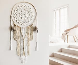 bedroom ideas, bohemian, and dream catcher image