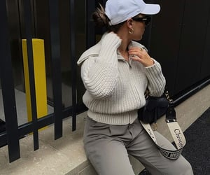 street style, winter wear, and fashionista fashionable image