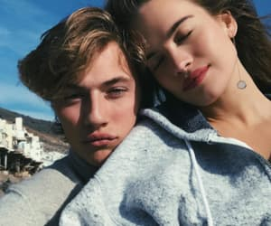 boy, boy and girl, and lucky blue smith image