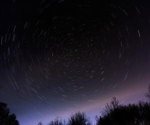 constellations, night sky, and sky image