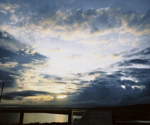 beautiful day, photography, and sky image