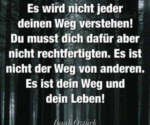 deutsch, wahr, and weg image