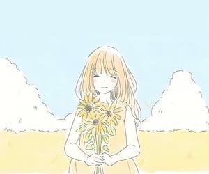 art, anime, and ♡ image