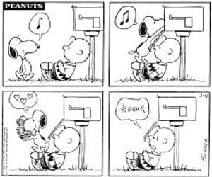 peanuts, valentine'day, and charlie brown image