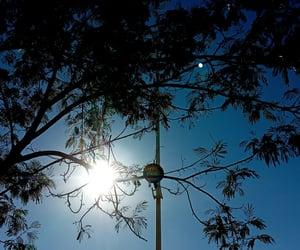 blue sky, Sunday, and sunlight image