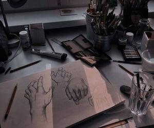 art, draw, and fashion image