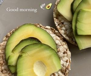 avocado, beauty, and breakfast image
