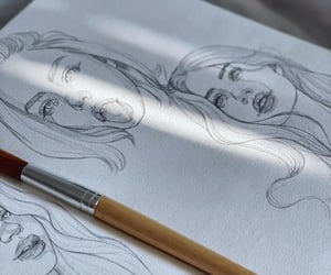 draw and sketch image