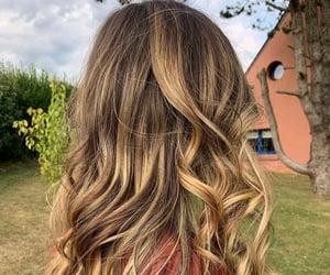 beautiful, blond, and caramel image