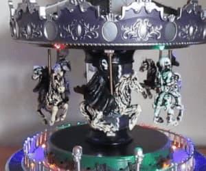 carousel and gif image