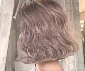 ash, hair, and silver image
