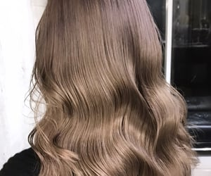 ash, brown, and hair image