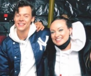 Olivia Wilde and Harry Styles image