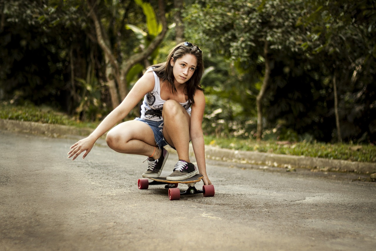 article, sport, and skateboard image
