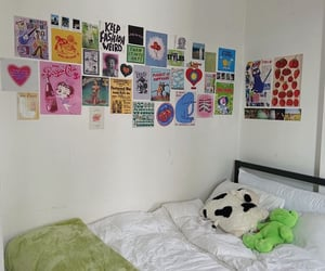 aesthetic, bedroom, and cyber image
