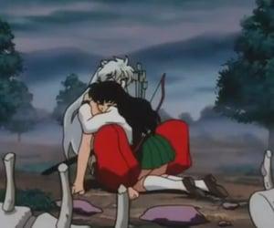 inukag, anime, and inuyasha image