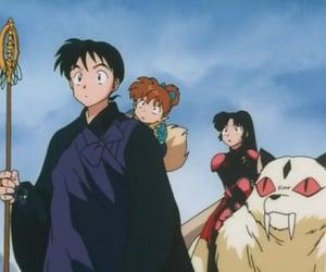 anime, kirara, and inuyasha image