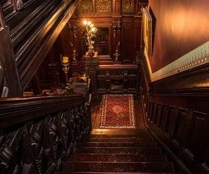 candles, dark academia, and baroque image