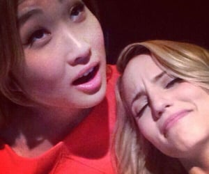 glee, dianna agron pics, and dianna agron image